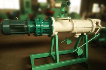 solid liquid dewatering machine, solid-liquid separator