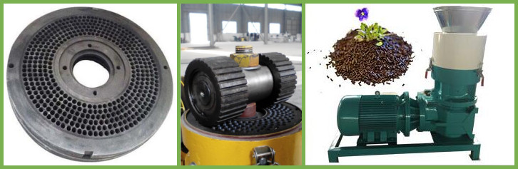 Organic Fertilizer Pellet Mill Manure Fertilizer Pellet
