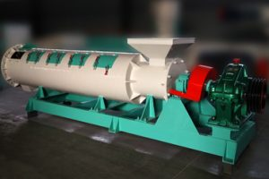 bio organic fertilizer granulator machine