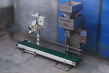 automatic organic fertilizer packager