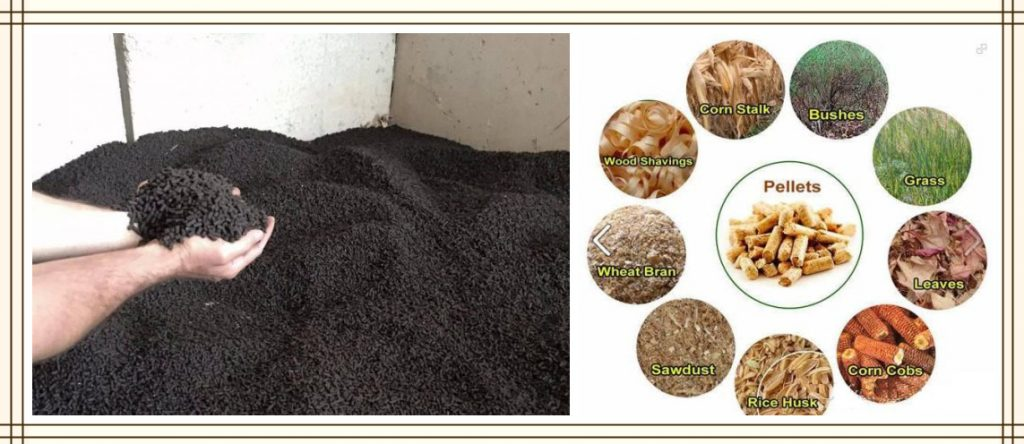 organic fertilizer pellet
