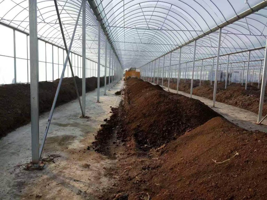 organic fertilizer composting