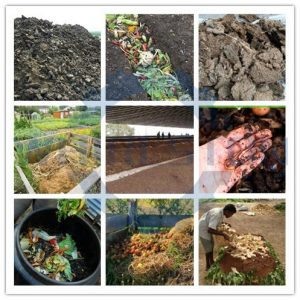 raw materials of organic fertilizer