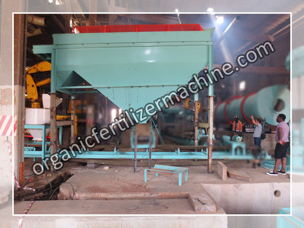 Organic Fertilizer Sieving Machine Exported to Zimbabwe | Screening Machine