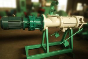 solid liquid dewatering machine, solid-liquid separator