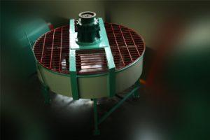 organic fertilizer mixer - blender